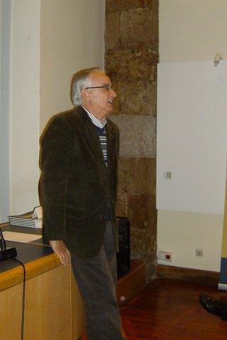Américo Pereira, Coordenador do CIMM.