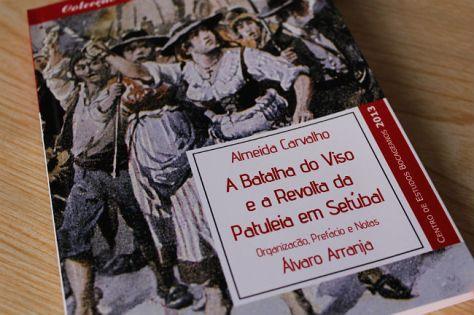 livro Patuleia