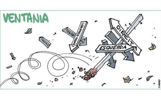 Folha de S. Paulo. Laerte.