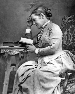 September 28th, 1865. Elizabeth Garrett Anderson becomes Britain's first female doctor. History Today.