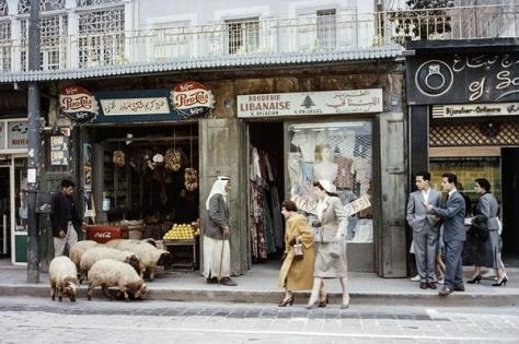 Lebanon, 1957. History in Pictures.