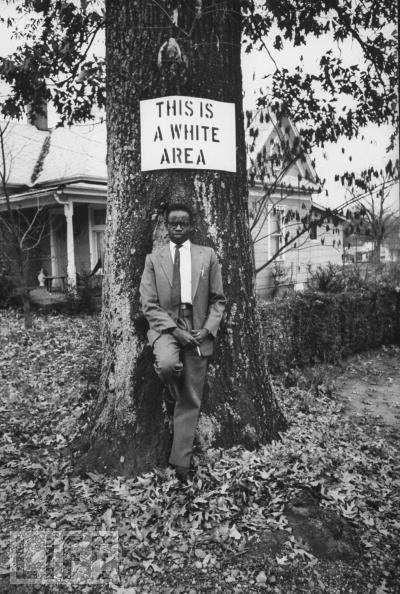 Civil disobedience at its best, 1950s. Historical Pics.