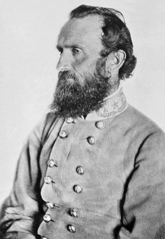 The Confederate general 'Stonewall' Jackson was born on this day in 1824. History Today.