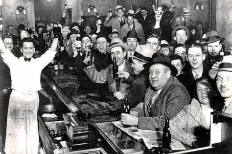 December 5th 1933 – The night they ended Prohibition. Old Pics Archive.