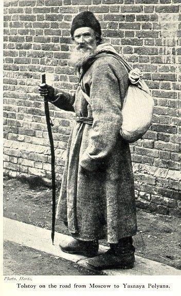 Leo Tolstoy. Old Pics Archive.
