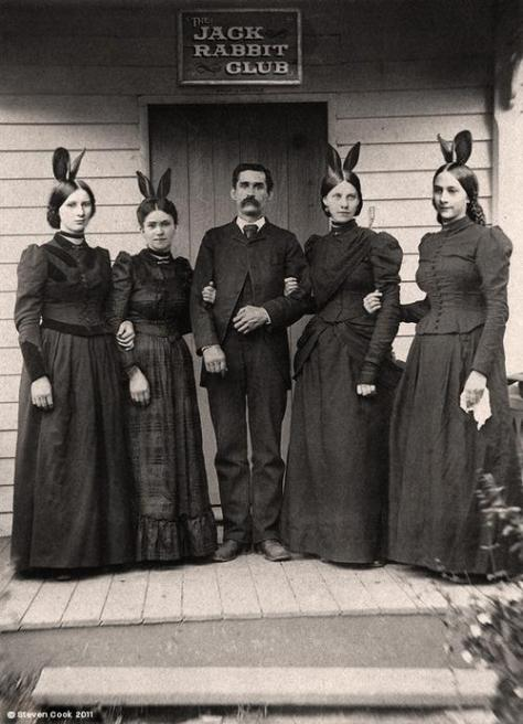 The Jack Rabbit Club. History in Pictures.
