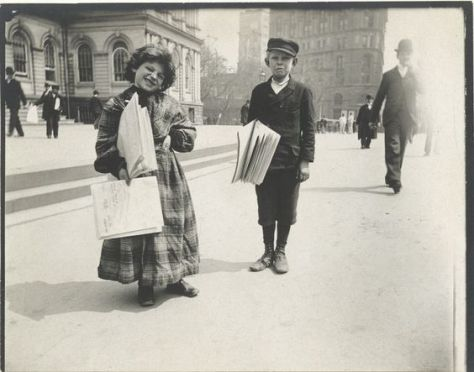 newsgirl-and-newsboy-new-york-city-1896-old-pics-archive