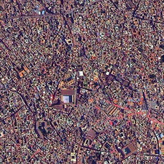 o-labirinto-das-ruas-de-marraquexe-vista-de-um-drone-e-ainda-mais-impressionante-fotos-de-fatos