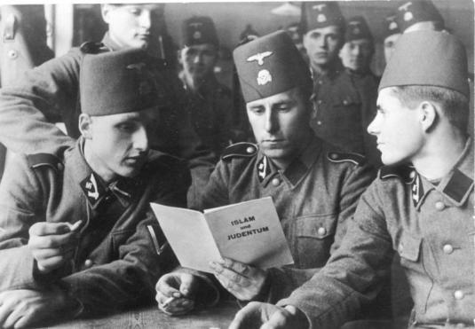 """Waffen-SS, 13. Gebirgs-Div. """"Handschar"""""""