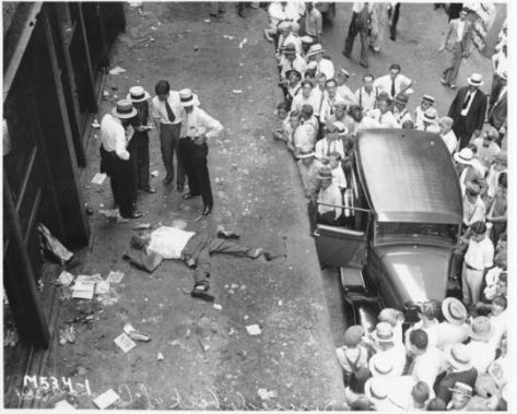 1929 wall street suicide. Old Pics Archive.