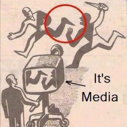 Don_t always believe everything you see in the media... Classic Pics.
