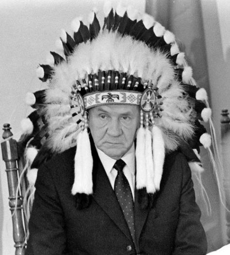 Soviet premier Alexei Kosygin visiting Canada, 1971. Old Pics Archive.